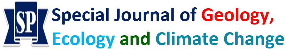 Special Journal of Geology, Ecology and Climate Change - GEC